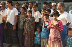 Pemerintah Segera Kirim Bantuan untuk Pengungsi Rohingya di Bangladesh