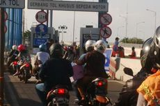 Syarat Motor Boleh Melintas di Jalan Tol