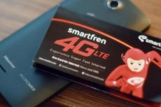 Kartu Perdana Baru Smartfren, Rp 30.000 Kuota 6 GB