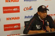Rahmad Darmawan Beberkan Alasan Kembali ke Sriwijaya FC