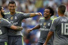 Marcelo Tak Tahu Ronaldo-Ramos Berselisih