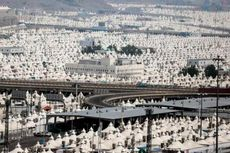 Mencegah Panas Dalam dan Dehidrasi di Tanah Suci