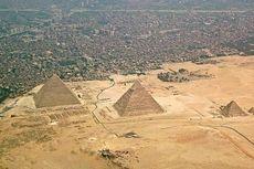 Terungkap, Mesir Kuno Runtuh karena Ulah Politisi dan Gunung Apinya