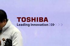 Toshiba Alami Rugi Besar, Ini Sebabnya