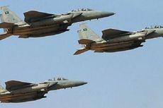 Serangan Udara Koalisi Arab Saudi Hancurkan Sistem Navigasi Bandara Sana'a