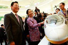 China Talangi Proyek KA Cepat, Menko Darmin Mengaku Tak Tahu Menahu