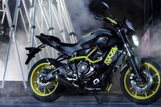 Mesin Yamaha MT-07 Dirakit di Indonesia
