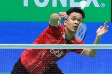 Luar Biasa, Anthony Ginting Bawa Indonesia Unggul 2-0
