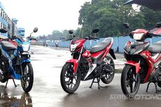 MX King Masih Mendominasi Pasar Bebek 150 cc