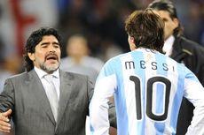 Bela Messi soal Kasus Hinaan, Maradona Ungkit Tandukan Zidane
