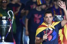 Xavi Hernandez Ingin Menjadi Pelatih Qatar pada Piala Dunia 2022