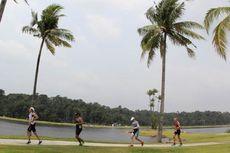 Lomba Triatlon, Bintan Ironman 70.3, Kembali Digelar pada Agustus 2017
