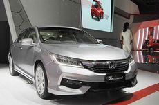 Honda Indonesia Masih Percaya Jual Sedan
