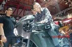 Polisi Belum Terbitkan STNK Motor Listrik