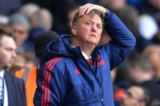 Van Gaal Sebut Man United Era Mourinho Tidak Lebih Baik