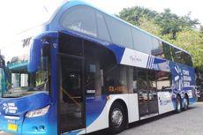 Panjangnya Perjalanan dari Kalijodo ke Kota Tua dengan Bus Tingkat Wisata Gratis