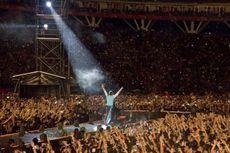 Coldplay, Band dengan Tur Terlaris Sepanjang Masa