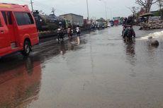 Jalur Pantura Kaligawe Semarang Tanpa Banjir Rob Saat Mudik Lebaran