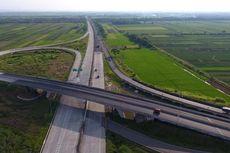 Tahun Ini, 244,83 Kilometer Jalan Tol Trans-Jawa Beroperasi