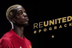 Transfer Pogba dari Juventus ke Manchester United Bermasalah?