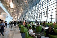 Kesalahan Pengeboran, Pipa Air di Bandara Soekarno-Hatta Sempat Bocor