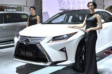 SUV Lexus Masih Mendominasi Indonesia