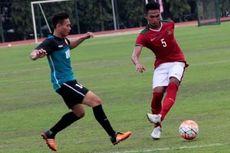 Timnas U-23 Indonesia Vs Suriah, Bagas Bicara Cedera dan Siap Tampil