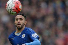 Mahrez Ingin Tinggalkan Leicester dan Bela Klub Besar