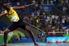 Bolt Yakin Rekornya Akan Bertahan Beberapa Dekade