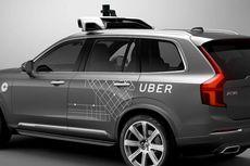 Uber Beli 24.000 SUV, Bangun Armada Mobil Tanpa Sopir