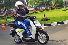 Honda Juga Ngarep Insentif Motor Listrik di Indonesia