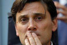 Montella Minta Suporter AC Milan Hentikan Hinaan terhadap Pemain