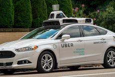 Uber Pecat Kepala Program Mobil Otonomos, Apa Alasannya?