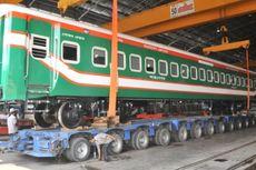 Kereta Ekonomi Rasa Eksekutif untuk Lebaran