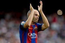Iniesta Buka Pintu Keluar dari Barcelona