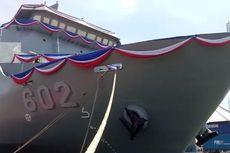 PT PAL Kirim Kapal Perang Pesanan Filipina