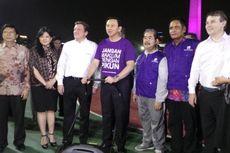Ahok Sumbang Rp 200 Juta untuk Perbaikan Air Mancur Menari di Monas