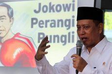 Menteri Nasir Mengaku