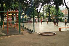 Taman dan RPTRA di Jakarta yang Mulai Rusak