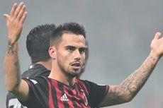 Skema Baru Montella Bisa Ancam Posisi Suso di AC Milan