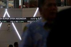 Ditopang Saham-saham Bank, IHSG Akhir Pekan Ditutup Menguat