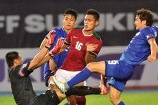 Empat Kandidat Kapten Timnas Indonesia Saat Versus Kamboja