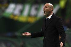 Dua Gol Kemenangan Madrid Berasal dari Penalti, Zidane Tak Masalah
