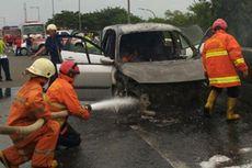Wajib Tahu Penyebab Mobil Bisa Terbakar