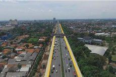 Antisipasi  Titik Macet di Area Proyek Tol Layang Jakarta-Cikampek