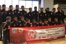 Besok, Manchester City Latih Sepak Bola Anak-anak Rusun di Jakarta