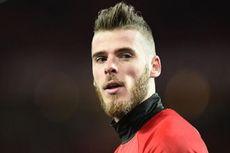 Kabar Bahagia soal De Gea buat Suporter Manchester United