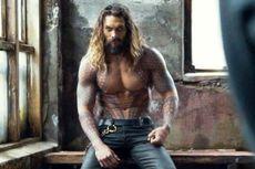 Inilah Cara Aquaman Membangun Ototnya