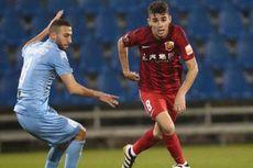Pemain Termahal Liga China Dilarang Bermain untuk 8 Laga