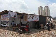 Enggan Pidah ke Rusun, Gadis Pengidap Hipokalemia Bertahan di Tenda